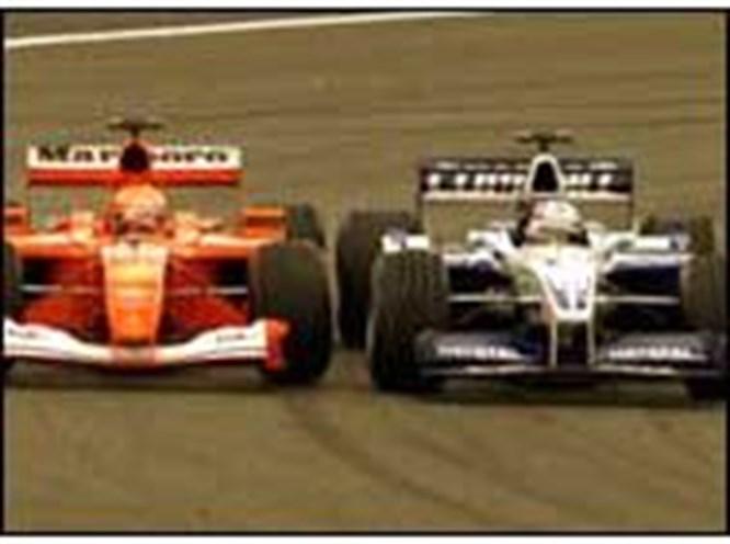 Formula 1 otelleri doldurdu